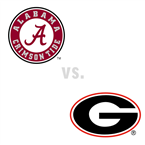 MBB: Alabama Crimson Tide at Georgia Bulldogs