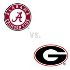 MBB: Alabama Crimson Tide at Georgia Bulldogs