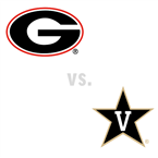 MBB: Georgia Bulldogs at Vanderbilt Commodores