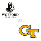 MBB: Wofford Terriers at Georgia Tech Yellow Jackets