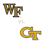 MBB: Wake Forest Demon Deacons at Georgia Tech Yellow Jackets