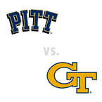 MBB: Pittsburgh Panthers at Georgia Tech Yellow Jackets