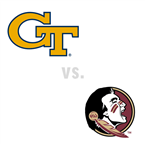 MBB: Georgia Tech Yellow Jackets at Florida St. Seminoles