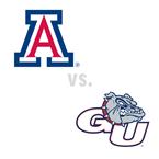 MBB: Arizona Wildcats at Gonzaga Bulldogs