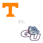 MBB: Tennessee Volunteers at Gonzaga Bulldogs