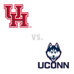 MBB: Houston Cougars at Connecticut Huskies