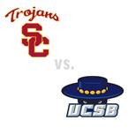 MBB: USC Trojans at UC Santa Barbara Gauchos