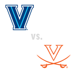 MBB: Villanova Wildcats at Virginia Cavaliers