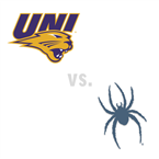 MBB: Northern Iowa Panthers at Richmond Spiders