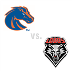 MBB: Boise St. Broncos at New Mexico Lobos