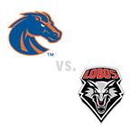 MBB: Boise St. Broncos at New Mexico Lobos