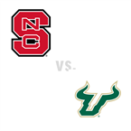 MBB: North Carolina St. Wolfpack at South Florida Bulls