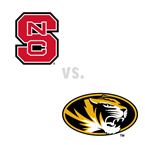 MBB: North Carolina St. Wolfpack at Missouri Tigers