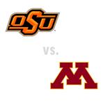 MBB: Oklahoma St. Cowboys vs. Minnesota Golden Gophers