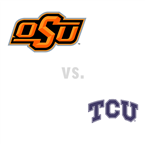 MBB: Oklahoma St. Cowboys at TCU Horned Frogs