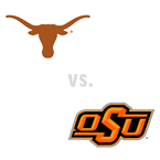 MBB: Texas Longhorns at Oklahoma St. Cowboys