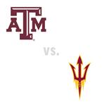 MBB: Texas A&M Aggies at Arizona St. Sun Devils