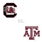 MBB: South Carolina Gamecocks at Texas A&M Aggies