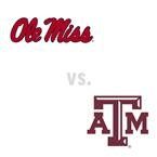 MBB: Ole Miss Rebels at Texas A&M Aggies