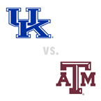 MBB: Kentucky Wildcats at Texas A&M Aggies