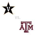 MBB: Vanderbilt Commodores at Texas A&M Aggies