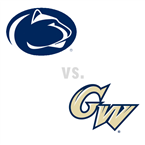MBB: Penn St. Nittany Lions at George Washington Colonials