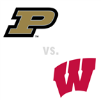 MBB: Purdue Boilermakers at Wisconsin Badgers