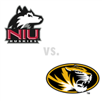 MBB: Northern Illinois Huskies at Missouri Tigers