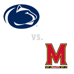 MBB: Penn St. Nittany Lions at Maryland Terrapins
