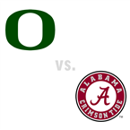 MBB: Oregon Ducks vs. Alabama Crimson Tide