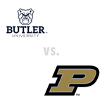 MBB: Purdue Boilermakers vs. Butler Bulldogs