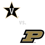 MBB: Vanderbilt Commodores at Purdue Boilermakers