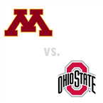 MBB: Minnesota Golden Gophers at Ohio St. Buckeyes