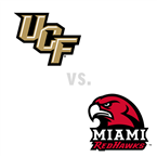 MBB: UCF Knights at Miami (OH) RedHawks
