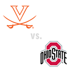 MBB: Virginia Cavaliers at Ohio St. Buckeyes