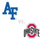 MBB: Air Force Falcons at Ohio St. Buckeyes