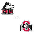 MBB: Northern Illinois Huskies at Ohio St. Buckeyes