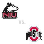 MBB: Northern Illinois Huskies at Ohio St. Buckeyes