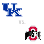 MBB: Kentucky Wildcats vs. Ohio St. Buckeyes