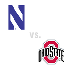 MBB: Northwestern Wildcats at Ohio St. Buckeyes