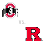 MBB: Ohio St. Buckeyes at Rutgers Scarlet Knights