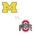 MBB: Michigan Wolverines at Ohio St. Buckeyes