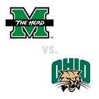 MBB: Marshall Thundering Herd at Ohio Bobcats