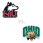 MBB: Northern Illinois Huskies at Ohio Bobcats