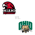 MBB: Miami (OH) Redhawks at Ohio Bobcats