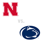 MBB: Nebraska Cornhuskers at Penn St. Nittany Lions