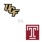 MBB: UCF Knights at Temple Owls