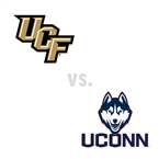 MBB: UCF Knights at Connecticut Huskies
