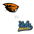 MBB: Oregon St. Beavers at UCLA Bruins