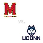 MBB: Maryland Terrapins vs. Connecticut Huskies